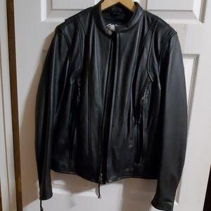 Womens large Harley jacket worn 3x